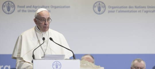 Pope to Fao: Global compact for safe and orderly migration