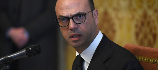 "Mediterranean: Osce conference, Alfano, ""axis on emergencies"""