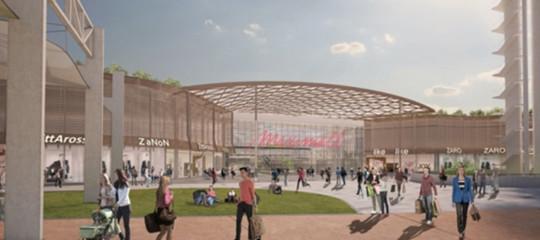 Pompei: 150 million-investment maxi shopping mall set to open