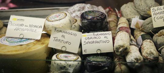 Made in Italy: record of Italian cheese abroad