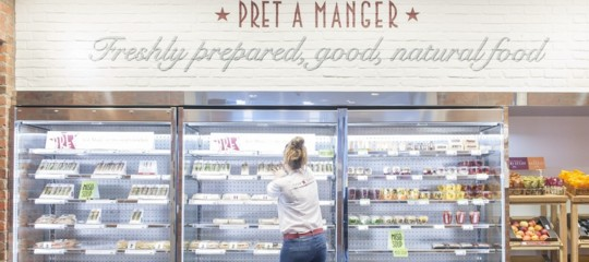Autogrill: agreement with Pret A Manger in USA and Europe