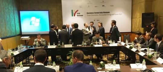 Business Forum Italy Vietnam 2017: Italian firms seek strategic opportunities