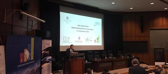 Italians and South Africans together in Tech research