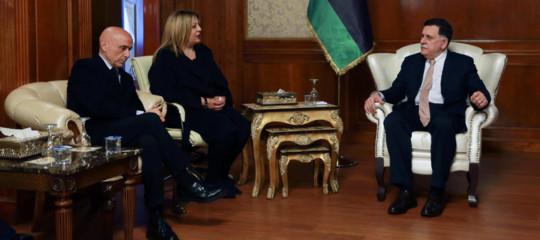 Migrants: a new Italy-Libya joint operation room