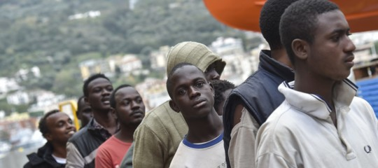 """Migrants: Gentiloni, """"Italy can hold its head high"""""""