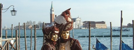 Carnival: Venice's event inspired by Fellini's circus