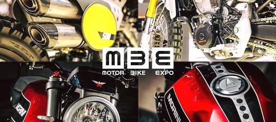Verona hosts the Motor Bike Expo, with 700 exhibitors
