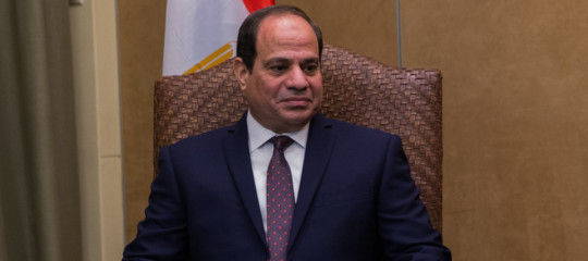 Egypt: Al Sisi inaugurates Zohr gas field