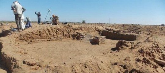 Sudan: new discoveries of the Ismeo-Ios Ras mission