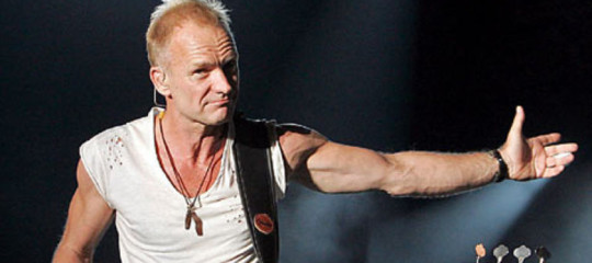 Wine: Tuscany uses Sting as global testimonial