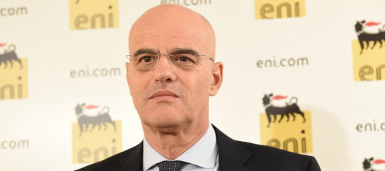 Eni: Descalzi, Zohr changes the Mediterranean energy perspective