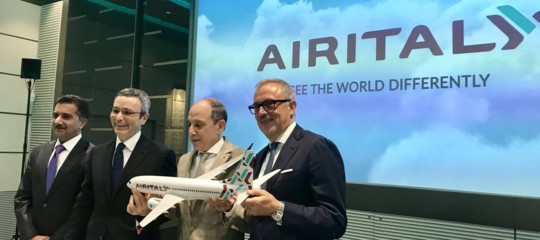 Qatar: Meridiana has been relaunched as Air Italy