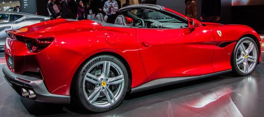 Ferrari's Portofino debuts in South Africa