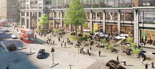 Eataly: 3,900 square-meter space to open in London in 2020
