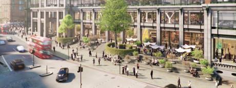 Apertura sede Eataly a Londra nel 2020 (Eataly)
