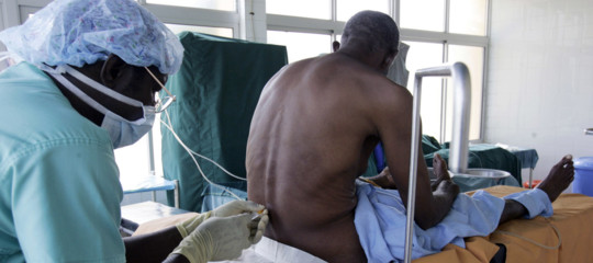 Ghana: Hospitals supported by an Italian philantropist
