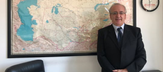 Italy-Kazakhstan:  Cremonini investments a game-changer for Agribusiness