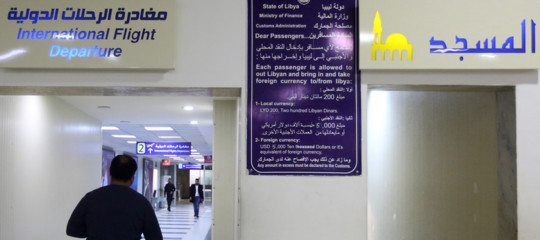 Libya: Tripoli airport reconstruction to start by June