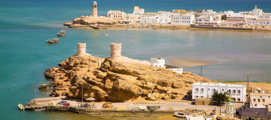 "Oman: Italian arrivals booming first quarter 2018, +131,2""%"