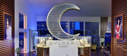 UAE: Bulgari exhibition for Ramadan in Dubai