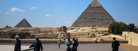 piramide Giza Egitto (afp)