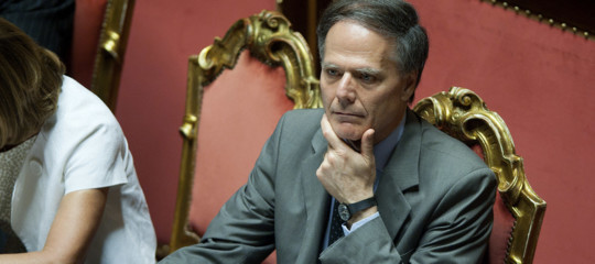 Moavero Milanesi, an Eu expertnegotiating on Iran and Libya